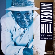 The front cover of a jazz album for musician Andrew Hill.
