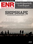 ENR's choice for their cover, of the Long Beach Port.