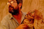 This is archaeologist Guillermo Cock, who discovered a treasure trove of mummies in Lima, Peru.