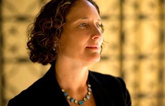 This is Amber Miller, Dornsife's new dean.