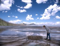 Still on the Yellowstone story.