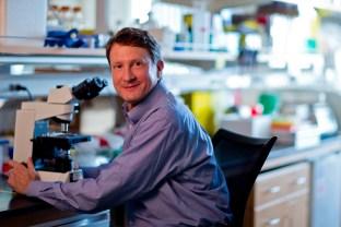 Scott Fraser, provost professor, biological and biomedical, Dornsife School.