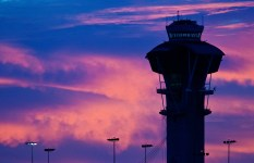 Another view of LAX's beautiful tower.