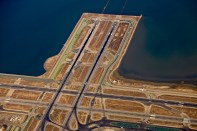 San Francisco Airport.