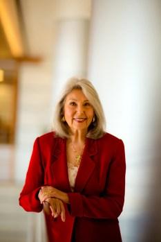 Cedars-Sinai donor Sharon Glaser.