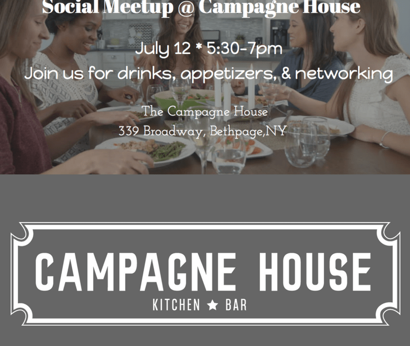 Recap: July 2017 LIWiT Social @ Campagne House