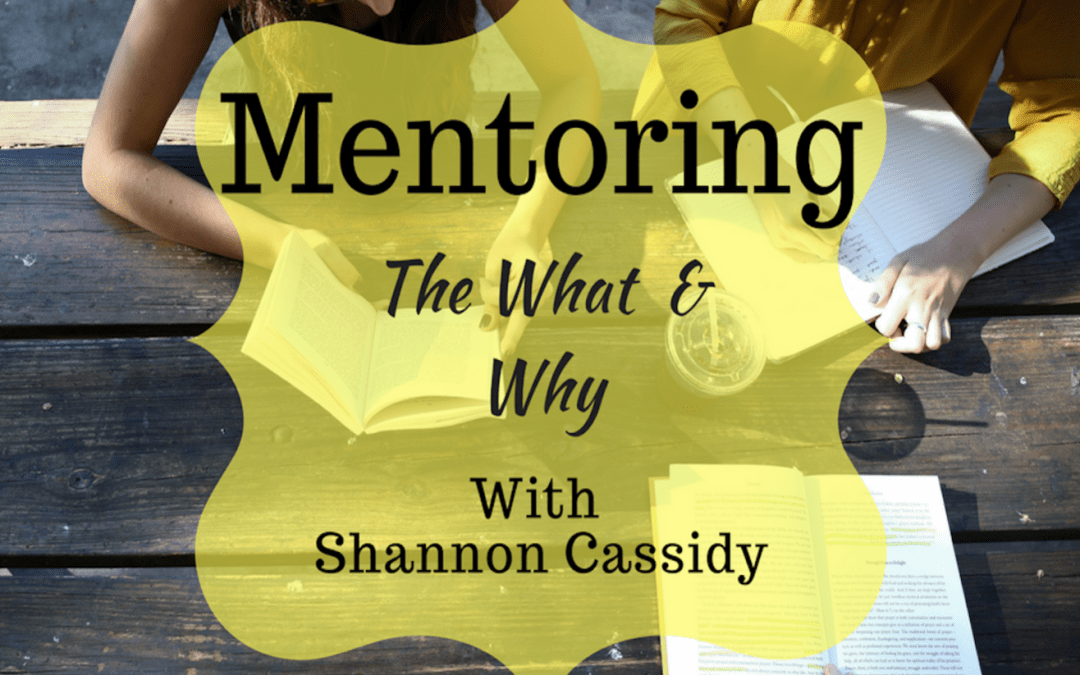 The What and Why of Mentoring (Session Recording)