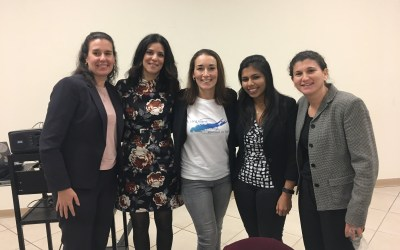 Recap: Breaking into Your Career in Tech (Queens College Event)