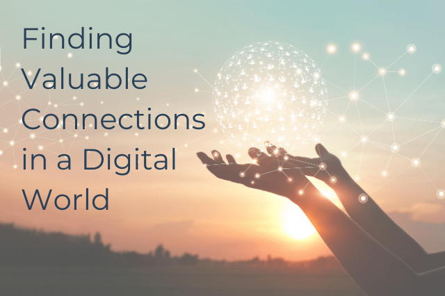 SAYge Link: Finding Valuable Connections in a Digital World