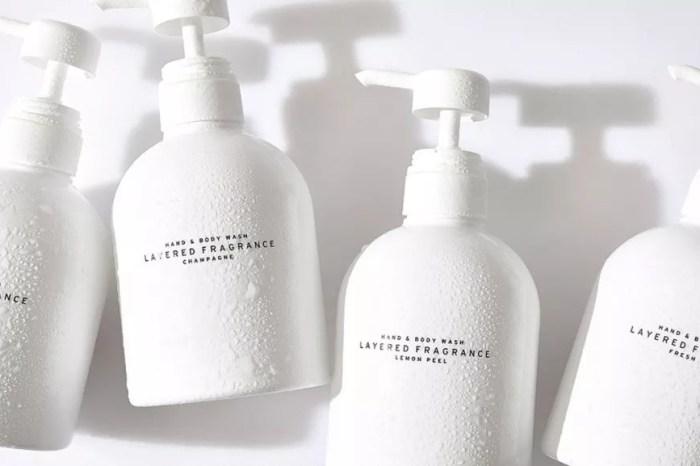 【香氛】日本冷淡極簡風 LAYERED FRAGRANCE 香氛潔膚露|洗完澡就像噴了香水持香一整天