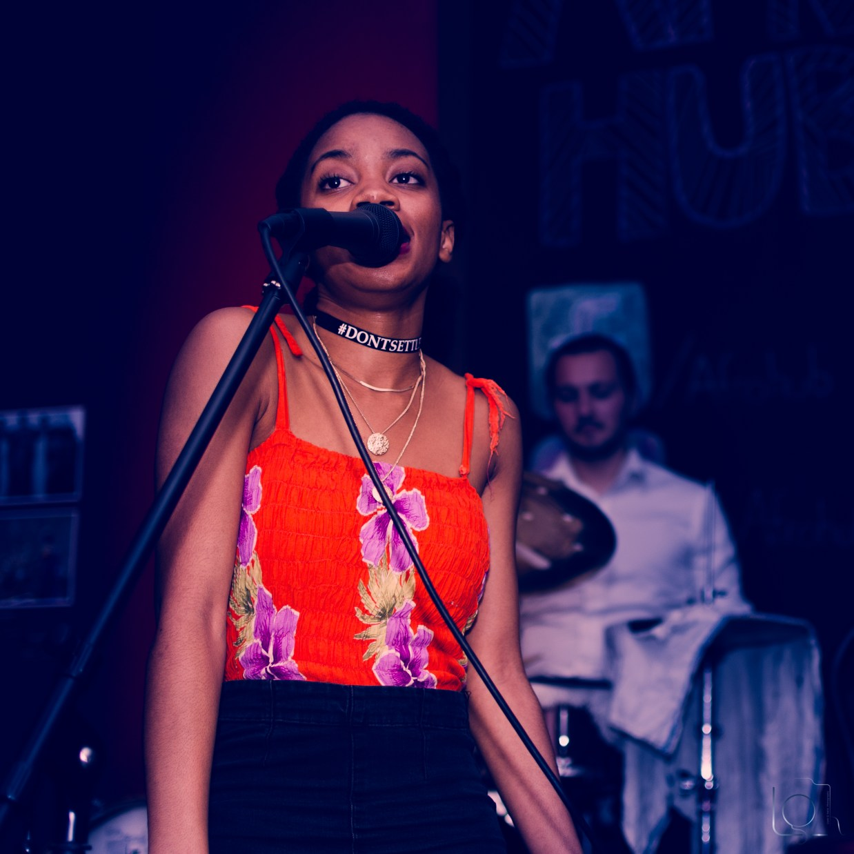 Niasha Dont Settle Live Performance Music Melbourne Musician