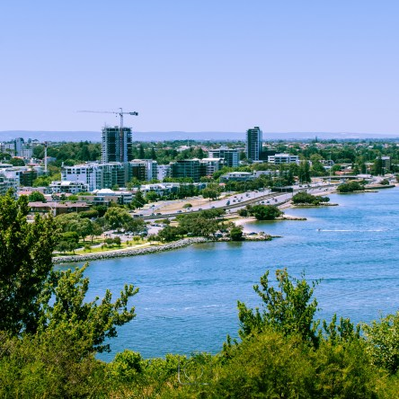Perth City by Liyat G Haile Photography