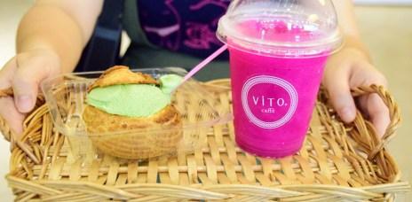 【西屯區義式冰淇淋推薦】享受甜點、下午茶還是挑_低卡健康美味ViTO冰淇淋。