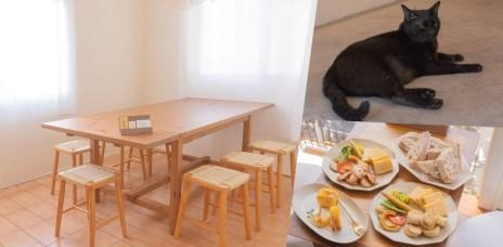 台中北屯區早午餐、下午茶餐廳-內有黑貓可拍屁屁-昨日風景X11樓之三