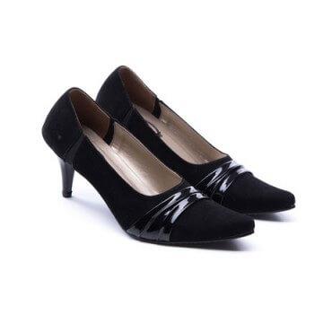 contoh sepatu kerja wanita yang dijual di Elevenia