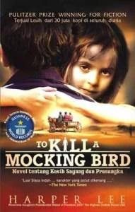 novel to kill a mockingbird bahasa indonesia