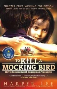 novel to kill a mockingbird bahasa indonesia