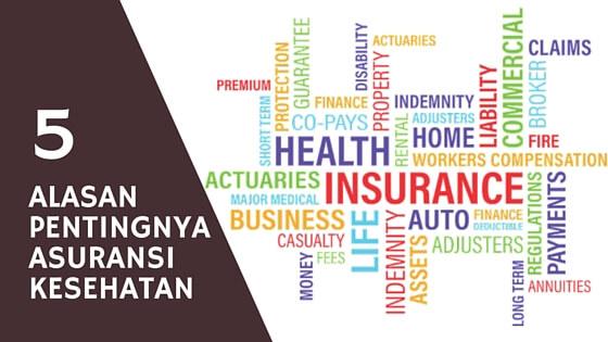 5 Alasan Pentingnya Asuransi Kesehatan