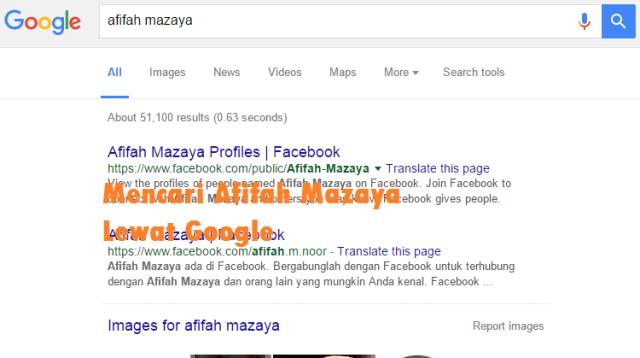 Afifah Mazaya