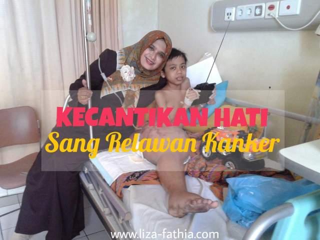 Kecantikan Hati Sang Relawan Kanker