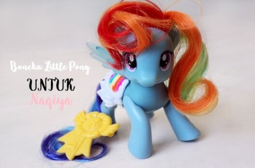 boneka little pony