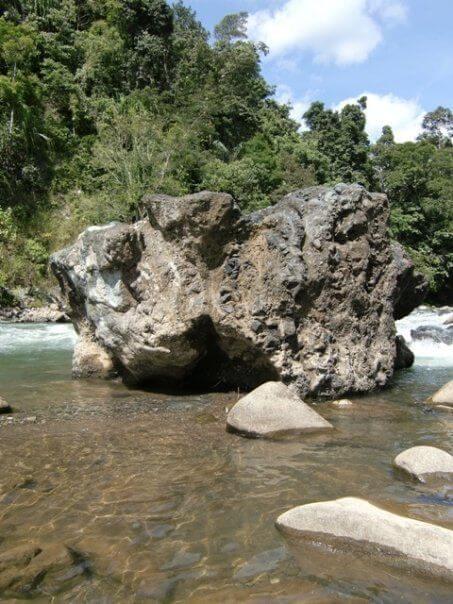 sungai tangse