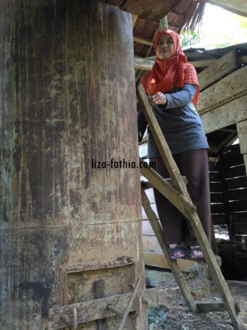 minyak nilam Aceh
