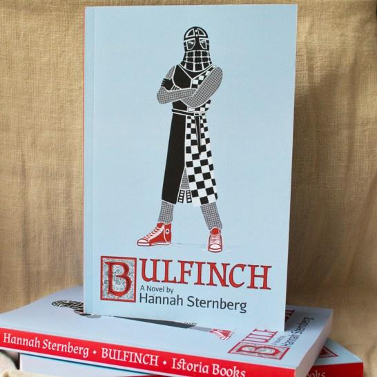 Elizabeth Goss, Cover for Hannah Sternberg's Bulfinch