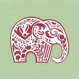 Elizabeth Goss, Little Red Elephant