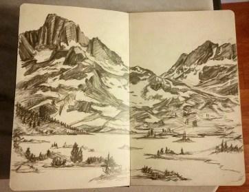 Elizabeth_Goss_Mountain_sketch_bw