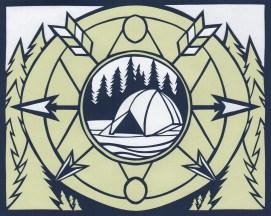 Elizabeth Goss, Camping