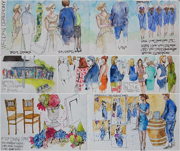 LizAckerley_ReportageIllustration_Weddings1