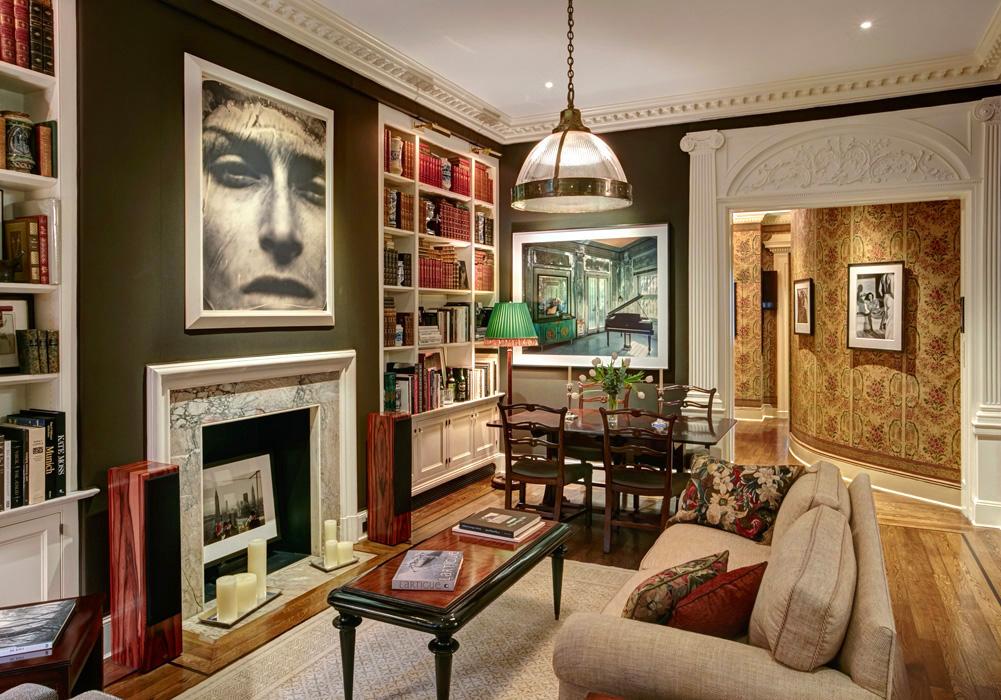 New York Townhouse   New York City Residential Interior ...