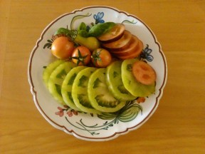 New Year salad