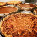 Pecan and Pumpkin Pies