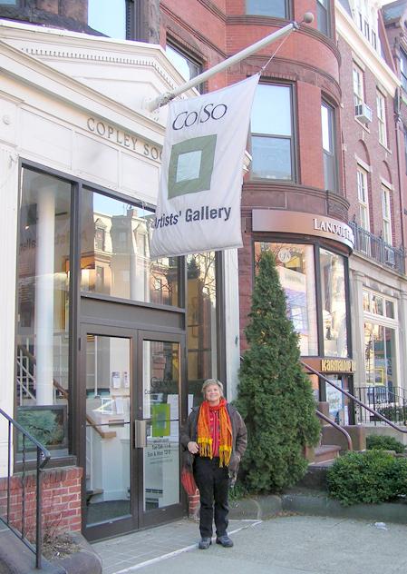 Newbury St., Boston