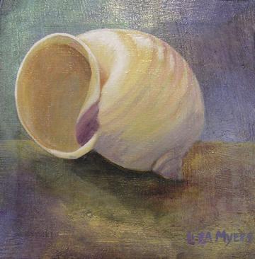 Moonlit shell