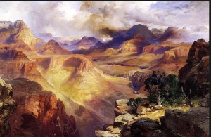 Grand Canyon by Thomas Moran