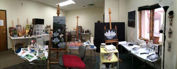 My Maclovia Street Studio! C'mon down!