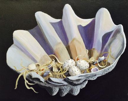 Shell Nest III