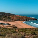 Praia da Foz do Lizandro galardoada com Bandeira Azul