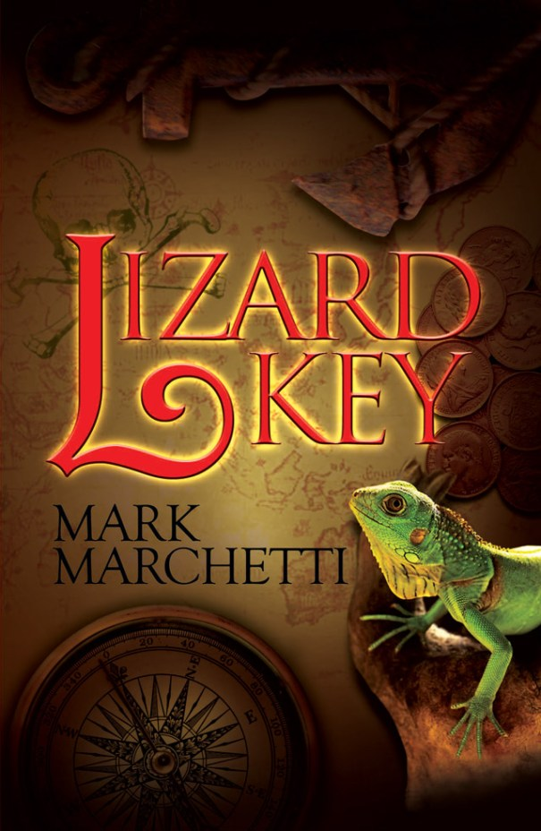 Lizard Key - Mark Marchetti