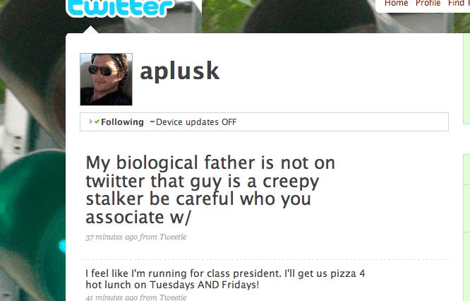 Will Ashton be Twitter's biggest leader?