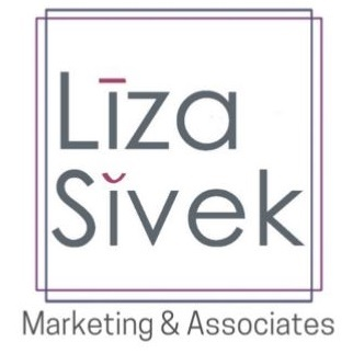 Logo Liza Sivek Marketing and Associates