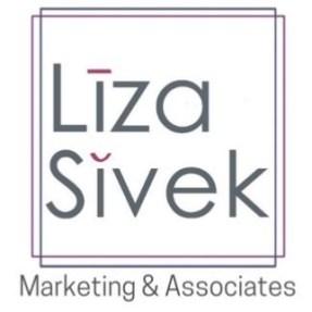 Logo Liza Sivek Marketing and Associates