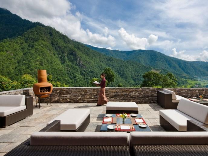 COMO Uma Bhutan Resort