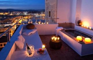 la Torre del canoningo Ibiza