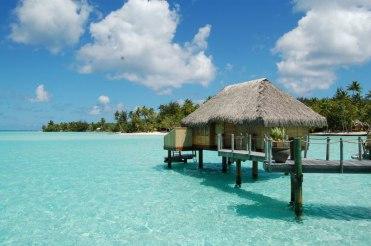 Overwater Bungalow Polynesia
