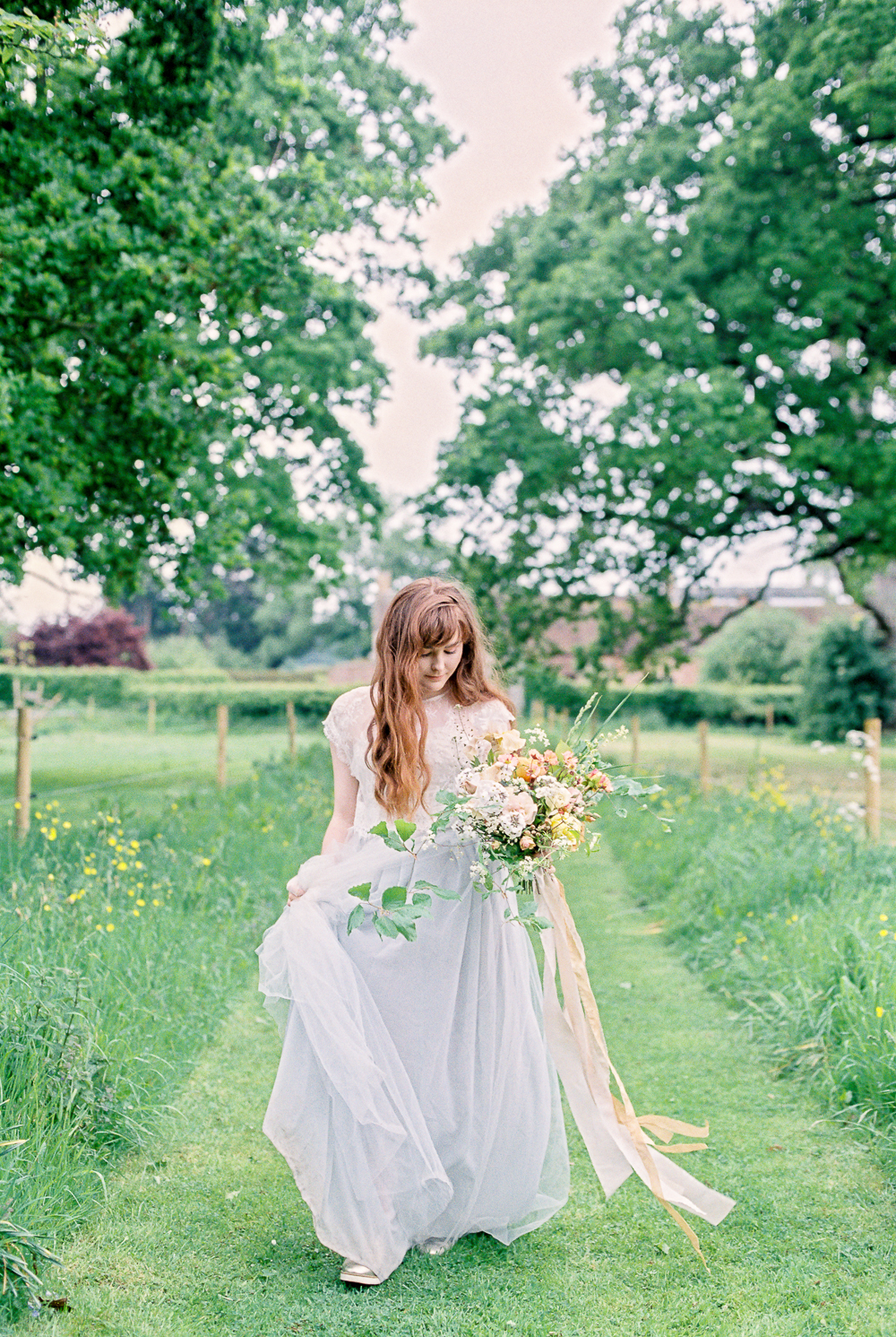Midelney Manor Somerset Wedding Photographer | Liz Baker Photography