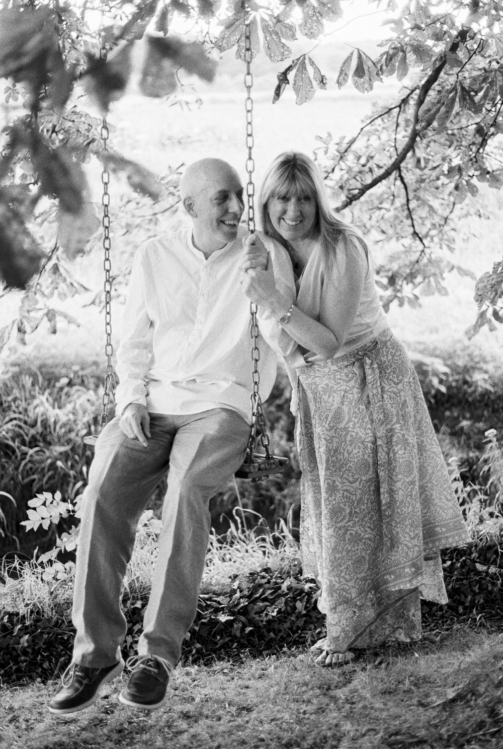 West Country engagement shoot Liz Baker Photography